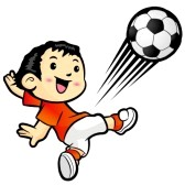 18365397-le-joueur-de-football-coups-de-pied-un-tir-puissant-serie-sport-character-design
